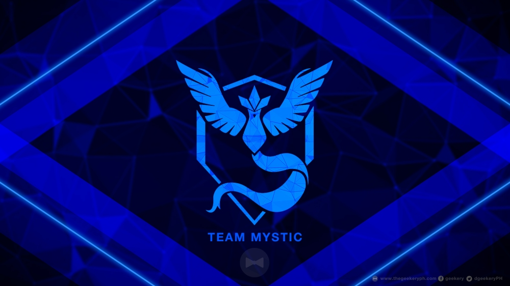 WP Team Mystic NEW
