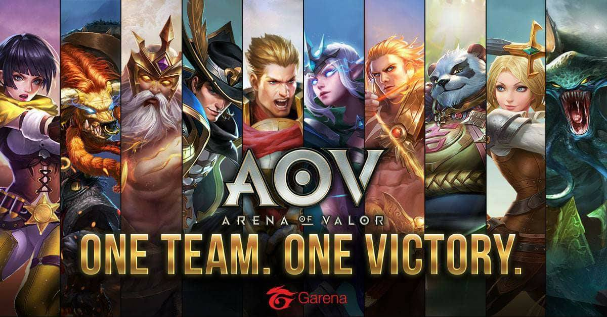 Arena of Valor – FREE REDEEMABLE CODES – The Geekery
